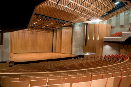 Llewellyn Hall after reburbishment
